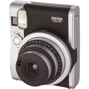 Camera-Instantanea-Fujifilm-Instax-Mini-90-Neo-Classic---Preta