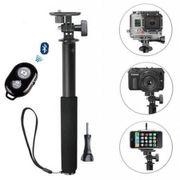 Kit-Bastao-para-Self-a-Prova-d-agua-para-Gopro-e-SmartPhone---Controle-Remoto-com-Bluetooth