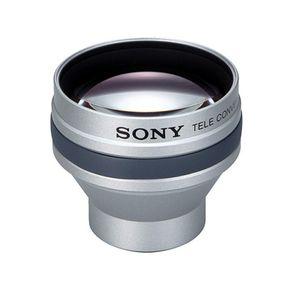 Lente Teleobjetiva Sony VCL-HG2025 de Conversão 2x