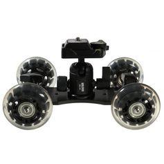 Dolly-Skate-Pequeno-SK-1B-para-Cameras-DSLR-e-Filmadoras
