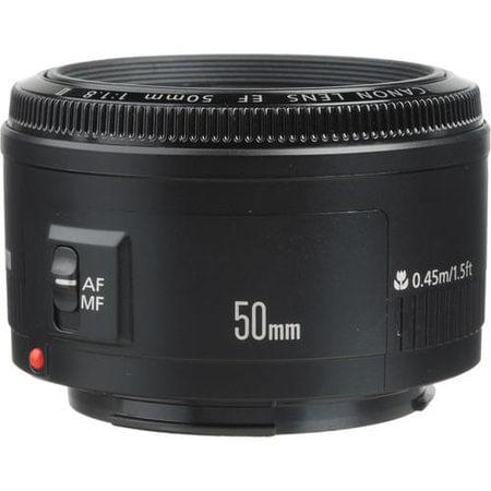 Lente-Canon-EF-50mm-f-1.8-II