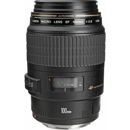 Lente-Canon-EF-100mm-F-2.8-Macro-Usm