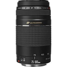 Lente-Canon-EF-75-300mm-f-4-5.6-III-USM