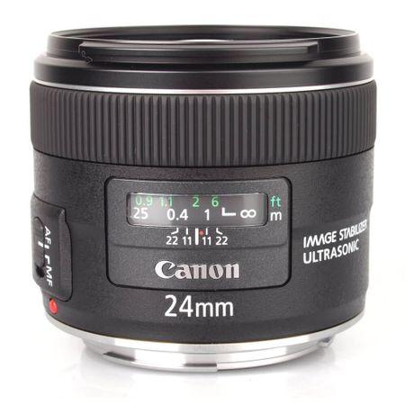 Lente-Canon-EF-24mm-f-2.8-IS-USM-AutoFoco