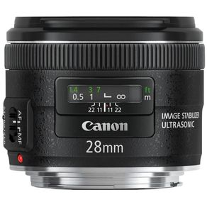 Lente-Canon-EF-28mm-f-2.8-IS-USM-Ultrasonic