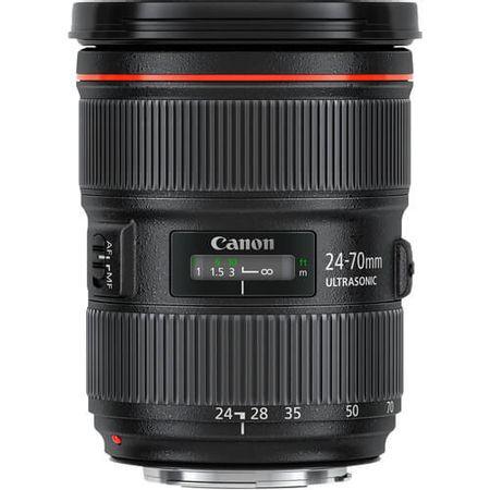 Lente-Canon-EF-24-70mm-f-2.8L-II-USM-EF-Zoom--Motor-Ultra-Sonico-