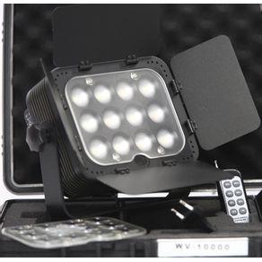 Iluminador-Sun-Gun-de-12-Super-LEDs-com-Controle-Sem-Fio-e-suporte-para-Externas--110-220v-