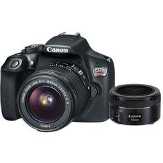 Kit-Camera-Canon-EOS-T6-com-Lente-18-55mm---Lente-EF-50mm-f-1.8-STM