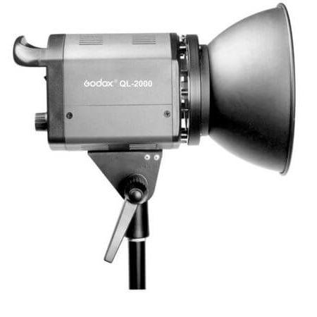 Refletor---Iluminador-de-Quartzo-QL-2000-para-Luz-Continua