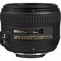 Lente-Nikon-50mm-f-1.4G-AF-S-Nikkor-Autofoco
