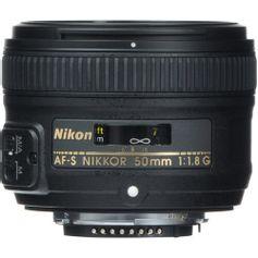 Lente-Nikon-50mm-f-1.8G-AF-S-Nikkor
