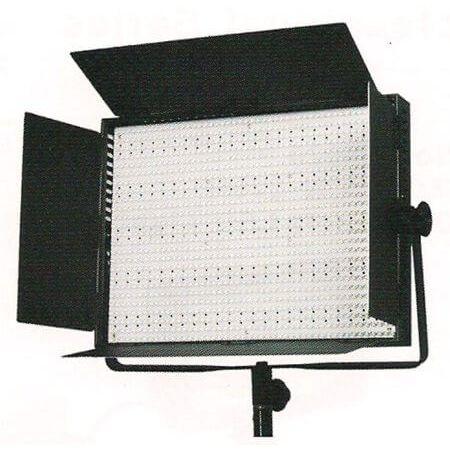 Iluminador---Refletor-de-600-Leds-com-Dimmer