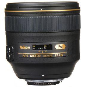 Lente-Nikon-85mm-f-1.4G-AF-S-NIKKOR-Telefoto