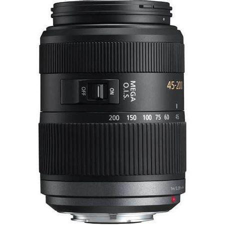 Lente-Panasonic-45-200mm-f-4-5.6-G-Mega-O.I.S.-Micro-de-Quatro-Tercos--M4-3-