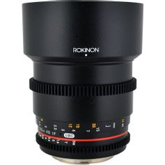 Lente-Rokinon-Cine-85mm-T1.5-AS-IF-UMC-com-Montagem-M3-4-DS85M-MFT