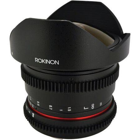 Lente-Rokinon-Cine-8mm-T3.8-HD-HAS-IF-UMC-M4-3-RKHD8MV-MFT