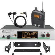 Sistema de Monitoramento Sem Fio Sennheiser EW300 lEM G3 (A1: 470-516 MHz)