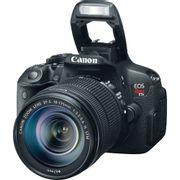Câmera Digital Canon EOS Rebel T5i com Lente EF-S 18-135mm f/3.5-5.6 IS STM