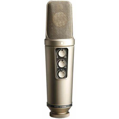 Microfone-Esterio-Rode-NT2000