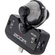 Microfone-Estereo-Zoom-iQ5-Profissional-para-iPhone-iPad-e-iPod-Touch---Preto