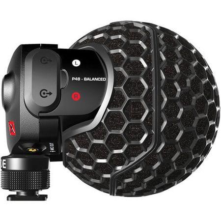 Microfone-Rode-Stereo-VideoMic-X