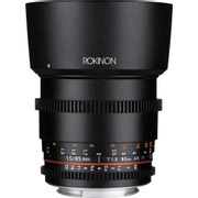 Lente-Rokinon-85mm-T1.5-Cine-DS-AS-IF-UMC-para-Sony-E-Mount--DS85M-NEX-