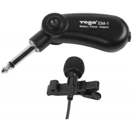 Microfone-de-Lapela-Yoga-EM-1-com-Fio-Omnidirecional