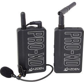 Microfone-Lapela-Sem-Fio-Azden-PRO-XD