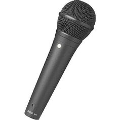 Microfone-de-Mao-Rode-M1-S-Dinamico