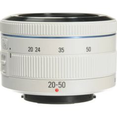 Lente-Samsung-20-50mm-f-3.5-5.6-ED-II-i-Function--Branca-