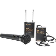 Kit-Microfone-de-Mao-e-Lapela-sem-fio-Azden-WDM-PRO