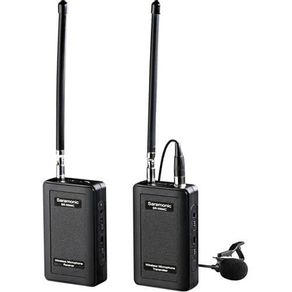 Microfone-Lapela-Sem-Fio-Omnidirecional-VHF-Saramonic-SR-WM4C-para-Cameras-e-Filmadoras