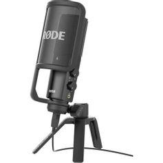 Microfone-Rode-NT-USB-para-Estudio