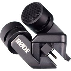 Microfone Rode Stereo iXY Lightning para iPhone e iPad