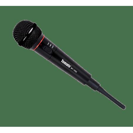 Microfone-Sem-Fio-Tomate-MT-1002