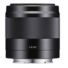 Lente-Sony-E-50mm-f-1.8-OSS-E-Mount-APS-C--SEL50F18----Preta
