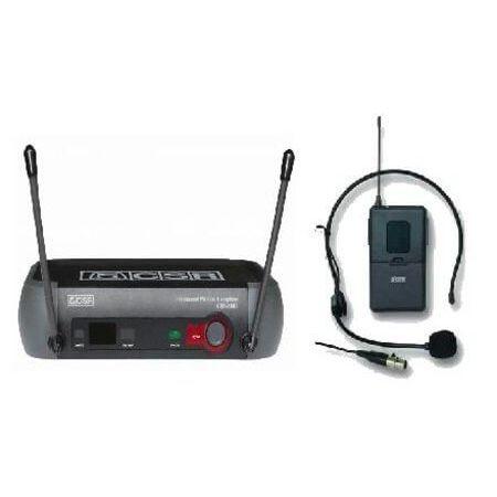 Microfone-Sem-Fio-Headset-com-Receptor-UHF-CSR-888HD