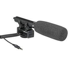 Microfone-Direcional-Estereo-Azden-SMX-10