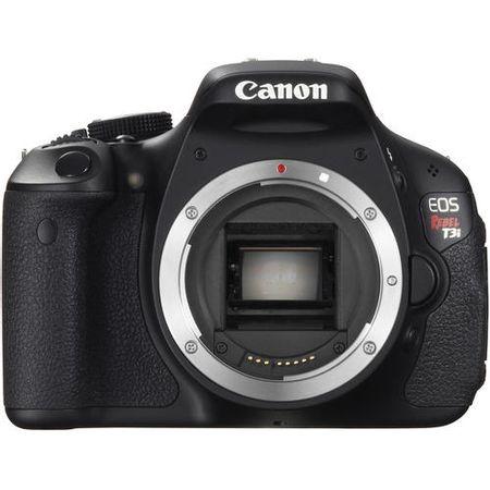 Câmera Digital Canon EOS Rebel T3i (600D) - Corpo