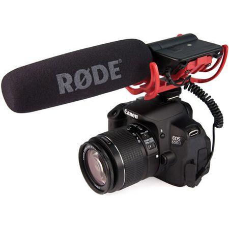 Microfone-Shotgun-Rode-VideoMic-com-Sistema-de-Suspensao-Rycote-Lyre
