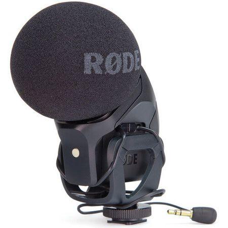 Microfone-Rode-Stereo-VideoMic-Pro