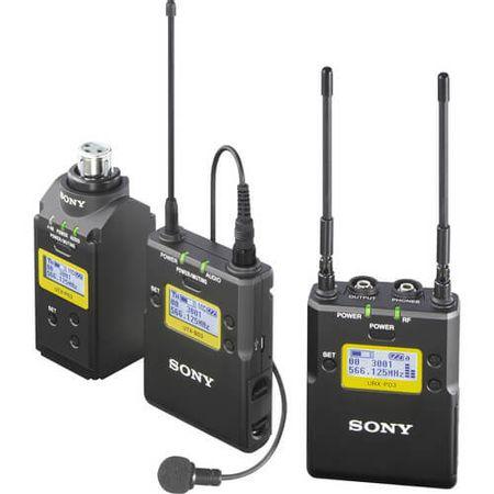 Microfone-de-Lapela-sem-Fio-Sony-UWP-D16-com-Transmissor-Plug-on