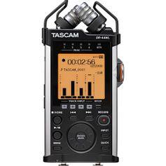 Gravador-Digital-Portatil-Tascam-DR-44WL-com-Memoria-de-2-GB-Micro-SD-Incluida