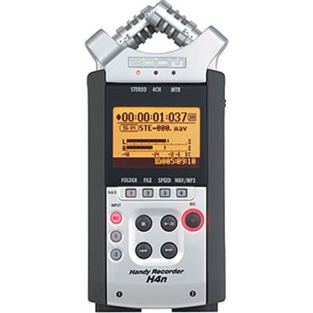 Gravador-Digital-Zoom-H4NSP-Next-Handy-Recorder