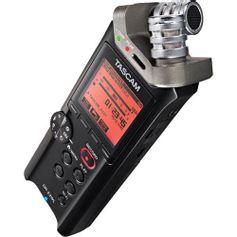 Gravador-Digital-Portatil-Tascam-DR-22WL-com-Wifi