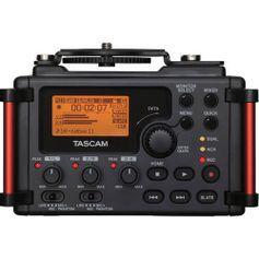 Gravador-Digital-Tascam-DR-60D-MKII