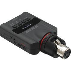 Gravador-Digital-Tascam-DR-10X-Plug-On-Micro-Linear-PCM--XLR-
