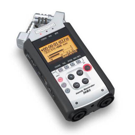 Gravador-Digital-Zoom-H4n-Next-Handy-Recorder---Cartao-SD-de-2GB-Incluido