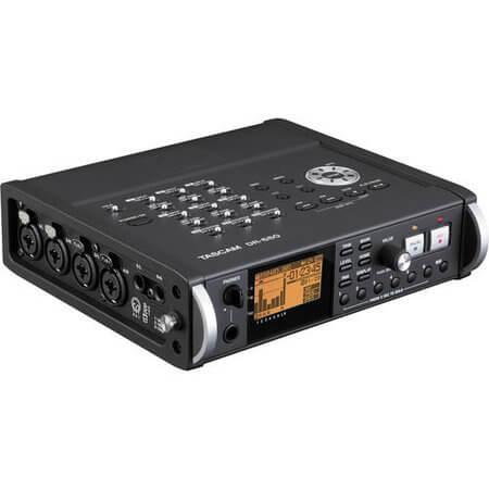 Gravador-Digital-Tascam-DR-680-com-8-Canais