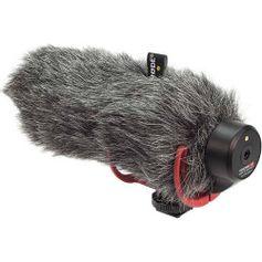 Protetor-de-Vento-DeadCat-GO-Rode-para-Microfone-VideoMic-GO